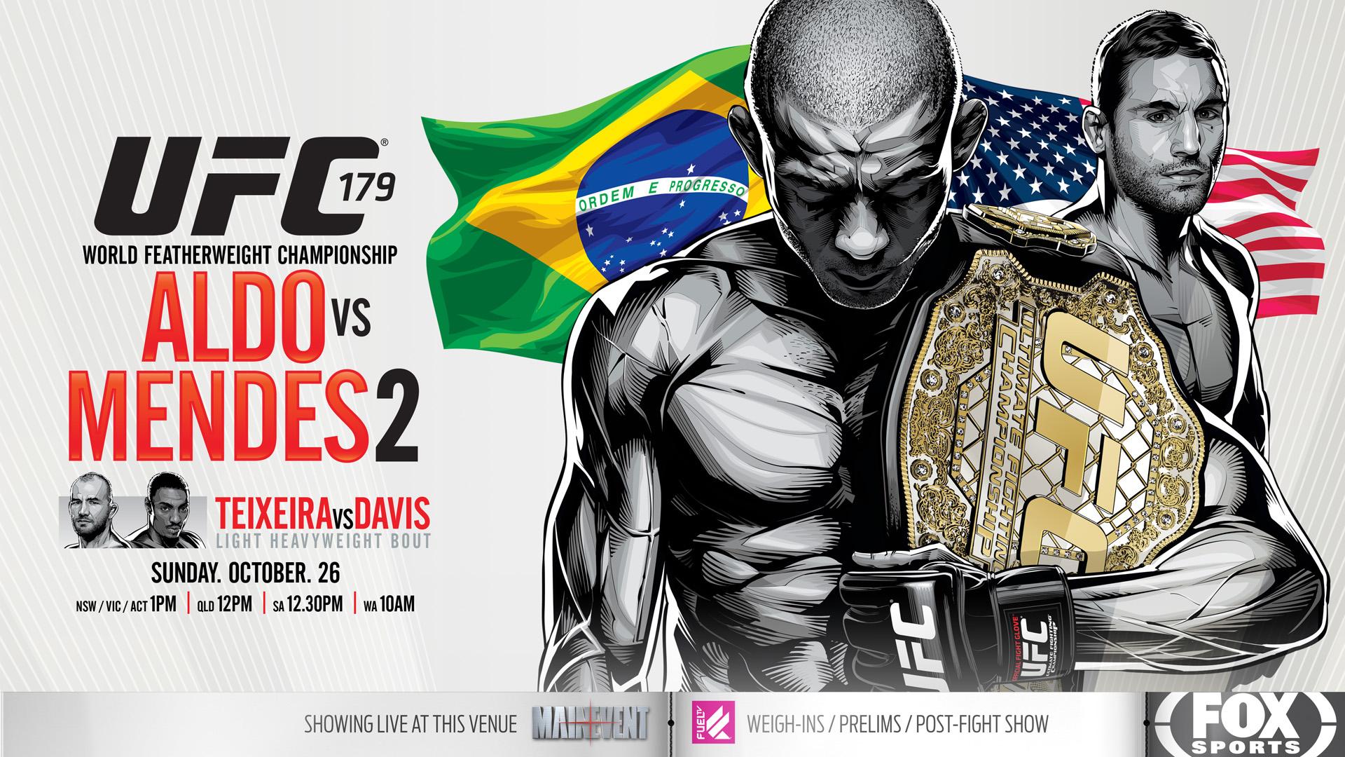 UFC179 FOXSPORTS 16x9